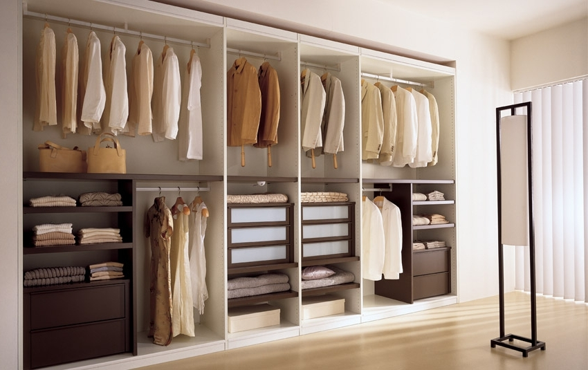 Favorite Furniture: Make The Most Of Your Wonderful Wardrobe Bedroom With Bedroom Wardrobes Storages (View 9 of 15)