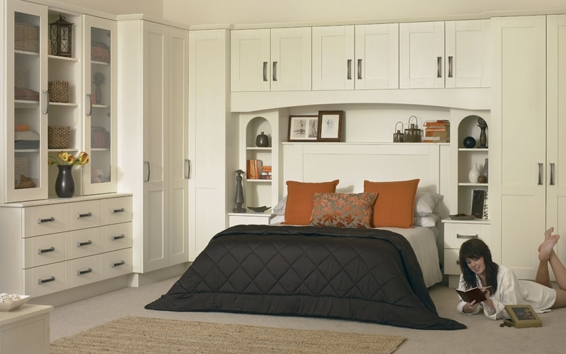 Favorite Ivory Wardrobes Regarding Woodworkers – Wardrobe Doors (View 11 of 15)