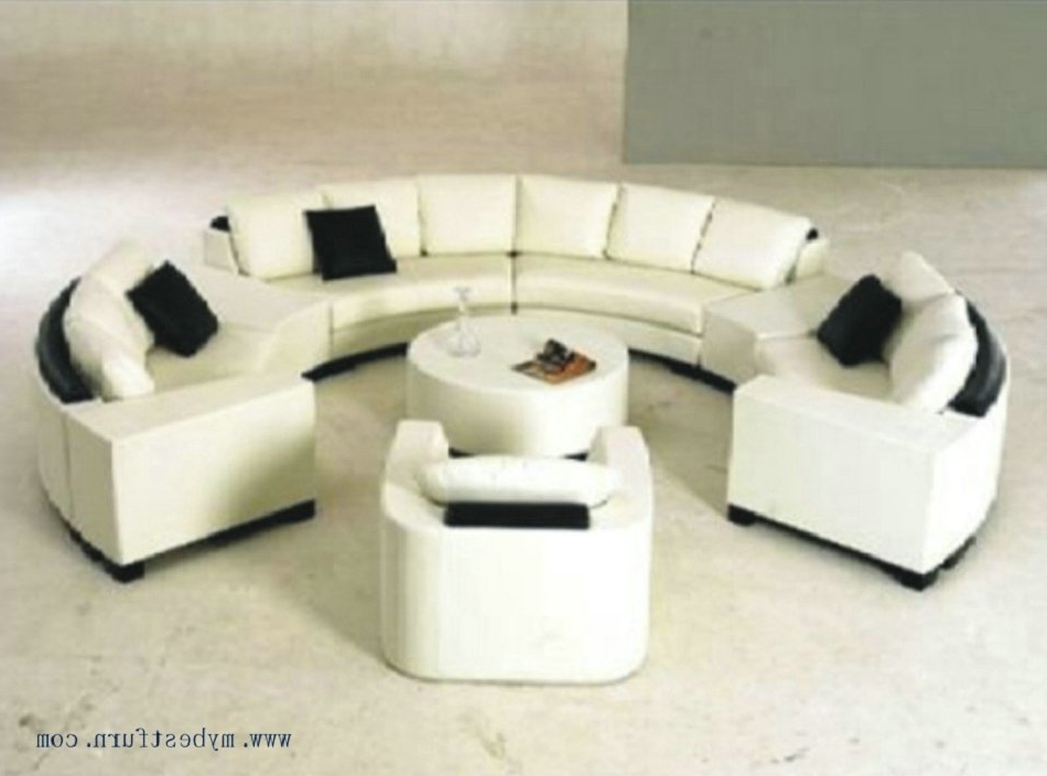 Favorite Luxury Sofa Extra Large Settee Nice Real Leather Sofas Round In C Shaped Sofas (View 6 of 10)