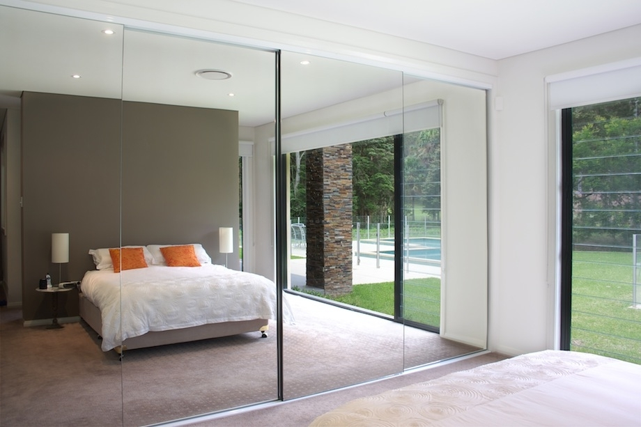Favorite Mirror Wardrobes Intended For Are Mirrored Closet Doors Outdated (View 4 of 15)