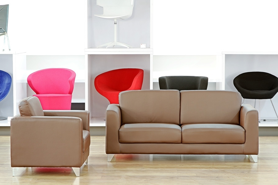 Favorite Office Sofas Online, Office Furniture India – Featherlite In Office Sofas And Chairs (View 1 of 10)