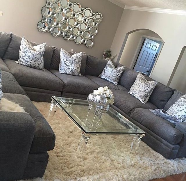 Favorite Oversized Sectional Sofas Inside Best 25 Oversized Sectional Sofa Ideas On Pinterest Intended For (View 4 of 10)
