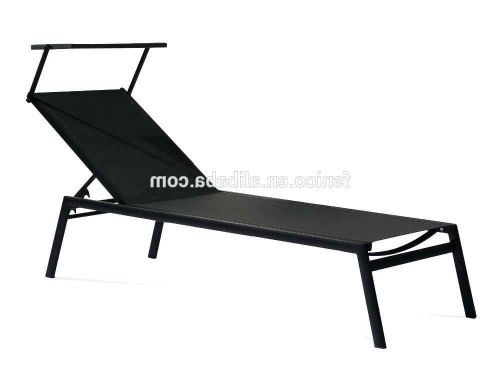 Favorite Portable Outdoor Chaise Lounge Chairs Inside Folding Aluminum Chaise Lounge Image Of Folding Chaise Lounge (View 6 of 15)