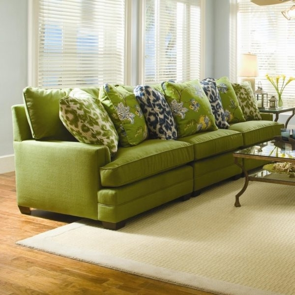 Favorite Sectional Sofas: Extra Wide Sectional Sofasam Moore (View 5 of 10)