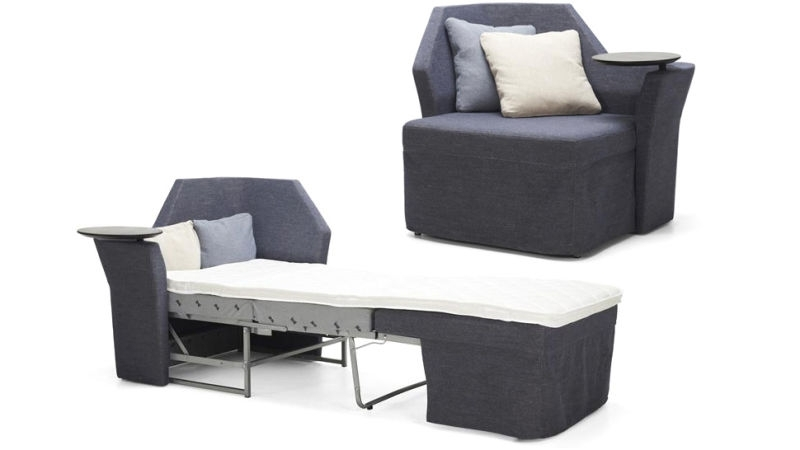 Favorite Single Seat Sofa Bed. Fold Out Single Bed (View 1 of 10)