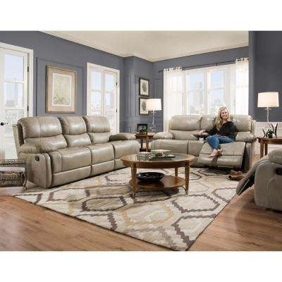 Favorite Sofas And Loveseats For Sofas & Loveseats – Living Room Furniture – The Home Depot (View 5 of 10)