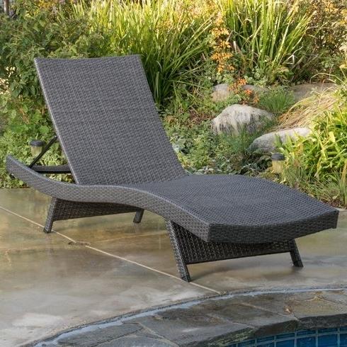 Favorite Unique Adjustable Chaise Lounge Outdoor Nice Chaise Lounge Chairs With Lakeport Outdoor Adjustable Chaise Lounge Chairs (View 4 of 15)