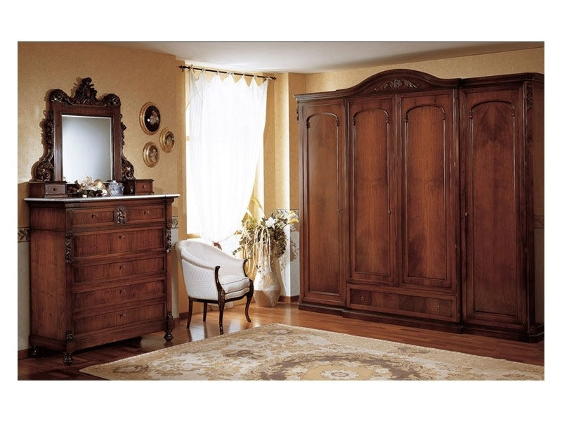Featured Photo of Antique Style Wardrobes