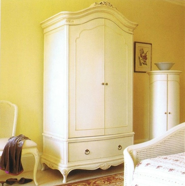 Favorite Willis And Gambier Wardrobes Within Willis And Gambier Ivory Bedroom Furniture (View 4 of 15)
