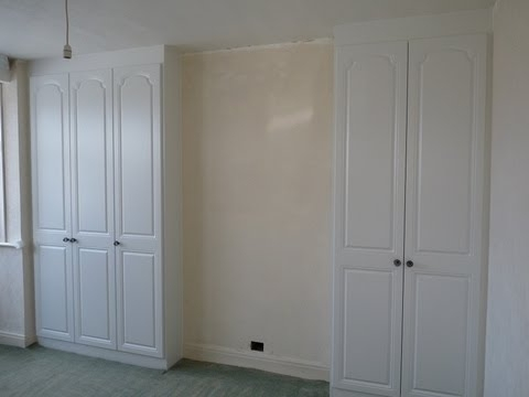 Fitted Alcove Wardrobes (View 9 of 15)