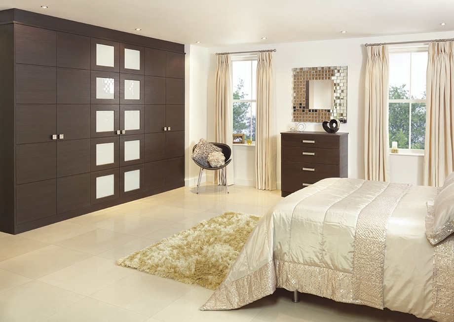 Fitted Bedroom Furniture London (View 4 of 15)