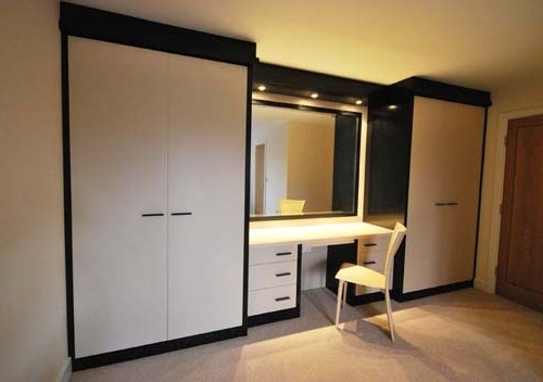 Featured Photo of Wardrobes And Dressing Tables