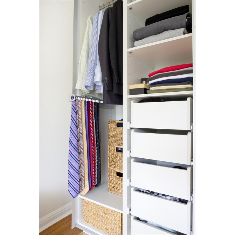 Flatpax Modern White Wardrobe Shelves #internalfittings Intended For Well Liked Drawers And Shelves For Wardrobes (View 10 of 15)