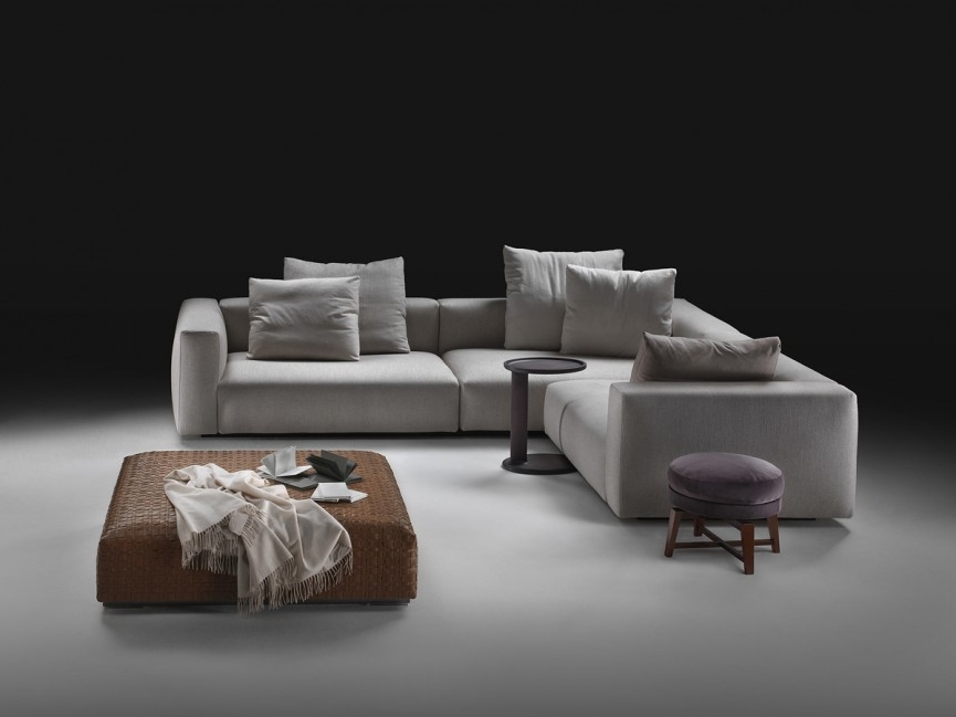 Flexform Nyc In Nyc Sectional Sofas (View 3 of 10)