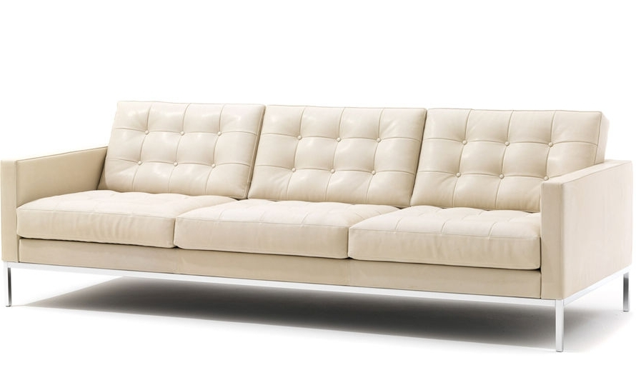 Florence Knoll Style Sofas With Most Current Florence Knoll Relaxed Sofa – Hivemodern (View 4 of 10)