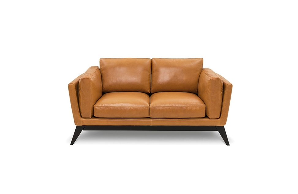 Florence Sofa 2 Seater – Bay Leather Republic With Regard To Widely Used Florence Grand Sofas (View 5 of 10)