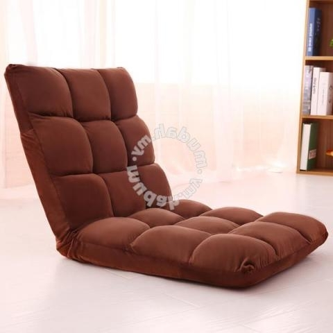Foldable Tatami Comfortable Lazy Sofa Chair Seat – Home Appliances With Best And Newest Lazy Sofa Chairs (View 1 of 10)