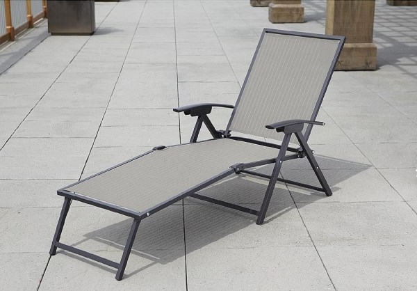 Folding Chaise Lounge Chairs Outdoor Wood Patio With Design 10 Throughout Well Liked Folding Chaise Lounge Outdoor Chairs (View 9 of 15)