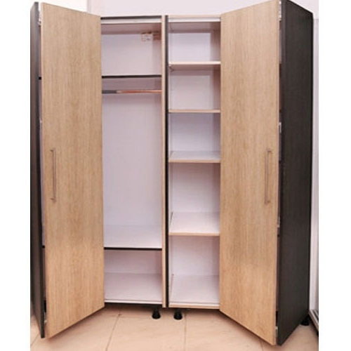 Folding Door Wardrobes Regarding 2017 Folding Door Wardrobe, Folding Almirah, Folding Cupboard, Folding (View 4 of 15)