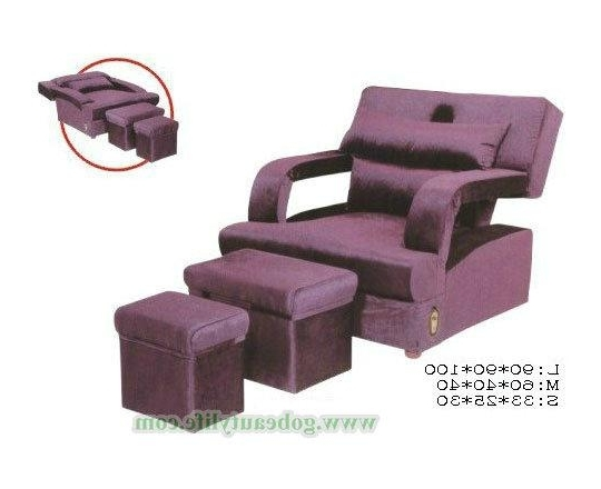 Foot Massage Sofa Bl I821 Beauty Life Salon Equipment Co (View 3 of 10)