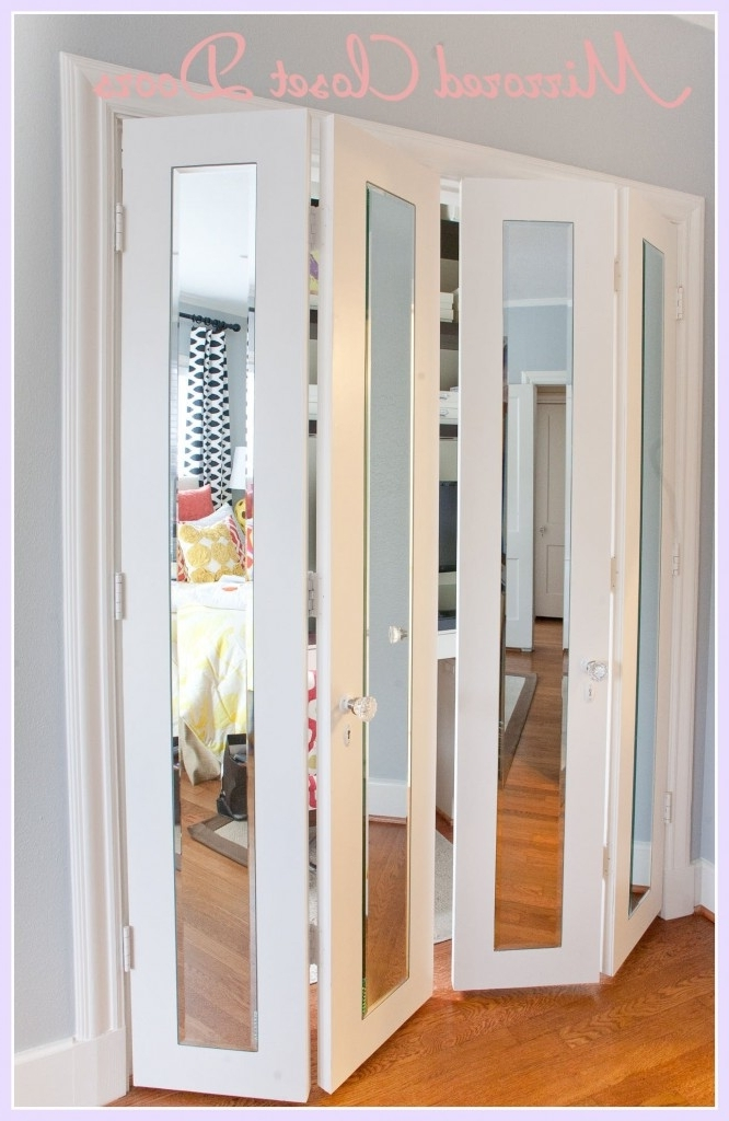 For The Throughout 1 Door Mirrored Wardrobes (View 8 of 15)
