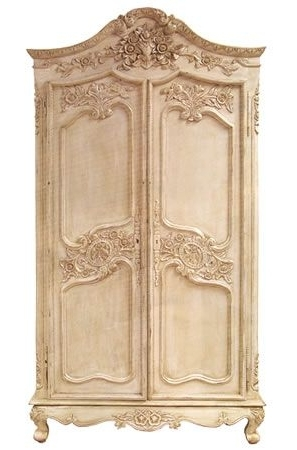 French Armoire Regarding French Armoires Wardrobes (View 4 of 15)