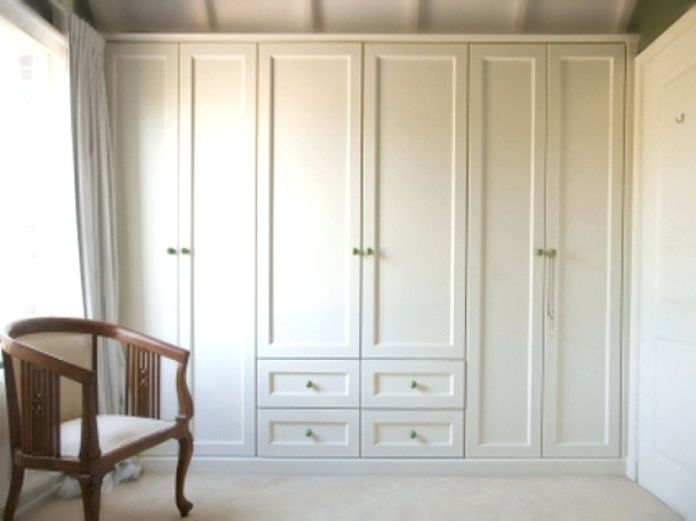 French Built In Wardrobes Inside Current Wardrobes ~ White Armoire Wardrobe With Mirror Wardrobe Closet (View 5 of 15)