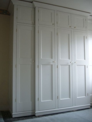French Built In Wardrobes Throughout Well Known Image Result For Vintage Country Fitted Wardrobe Doors (View 7 of 15)
