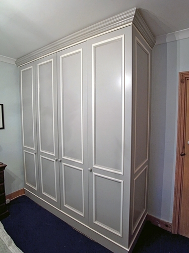 French Built In Wardrobes With Regard To Most Current Fitted Wardrobes Classic And Contemporary #wardrobe Http://modular (View 8 of 15)
