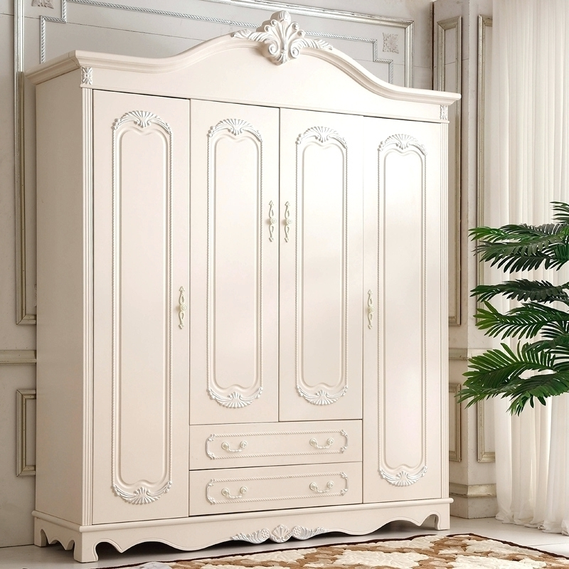 French Built In Wardrobes Within Most Current Wardrobes ~ Country Style Built In Wardrobes Country Cottage Style (View 9 of 15)