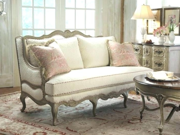 French Country Sofas And Chairs Country Sofas Club French Country With Most Recently Released Country Sofas And Chairs (View 5 of 10)