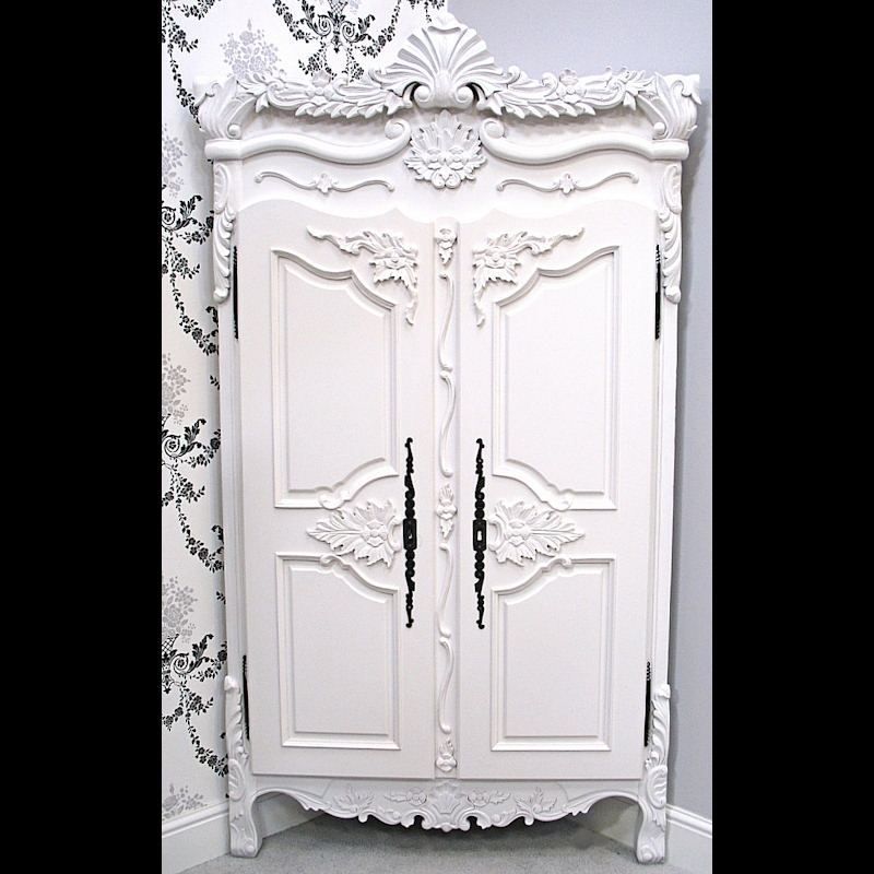 French Rococo Wardrobes : Classics Direct With Best And Newest Rococo Wardrobes (View 3 of 15)
