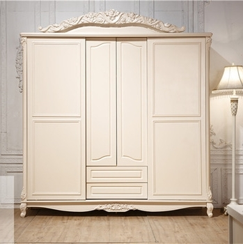 French Style Antique Bedroom Furniture Ha 913# Wooden Wardrobe With Best And Newest French Style Wardrobes (View 6 of 15)