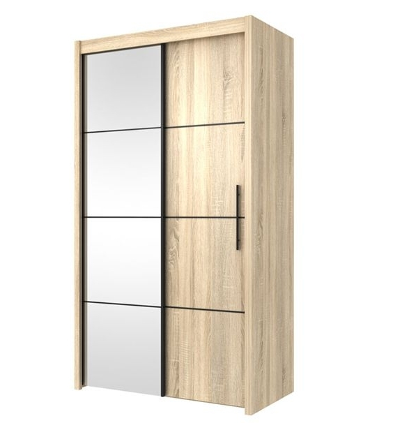 Furniture Factor With Regard To Wardrobes With 2 Sliding Doors (View 5 of 15)
