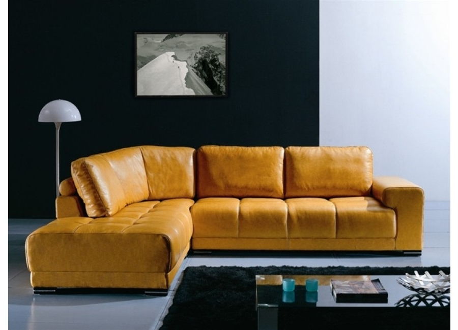 Featured Photo of Gold Sectional Sofas