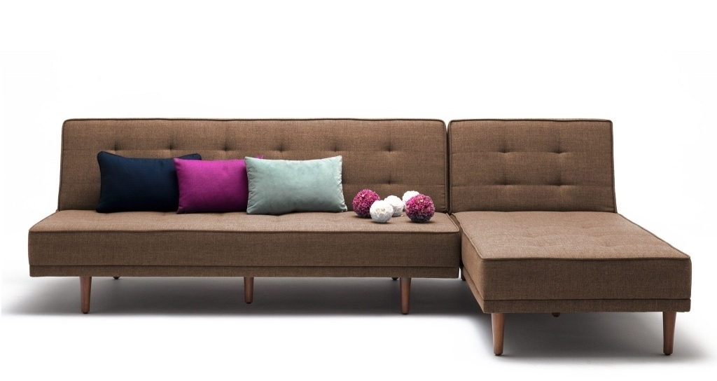 Furniture: Sectional Sofa With Pull Out Bed Lovely Sectional Sofa With Famous Pull Out Beds Sectional Sofas (View 4 of 10)