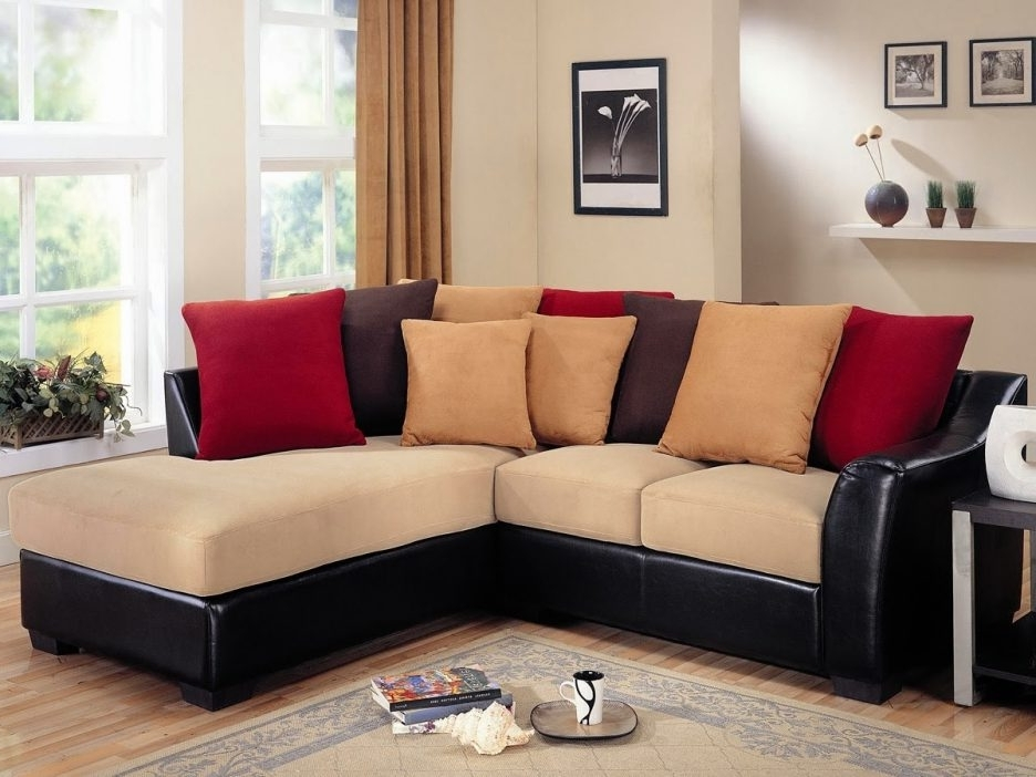 Gallery Furniture Sweetwater Tx Black And Red Leather Living Room Within Preferred Home Zone Sectional Sofas (View 5 of 10)