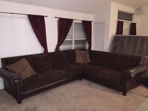 Gilbert Az Sectional Sofas With Current Potato Barn Sectional Couch (Furniture) In Gilbert, Az (View 4 of 10)