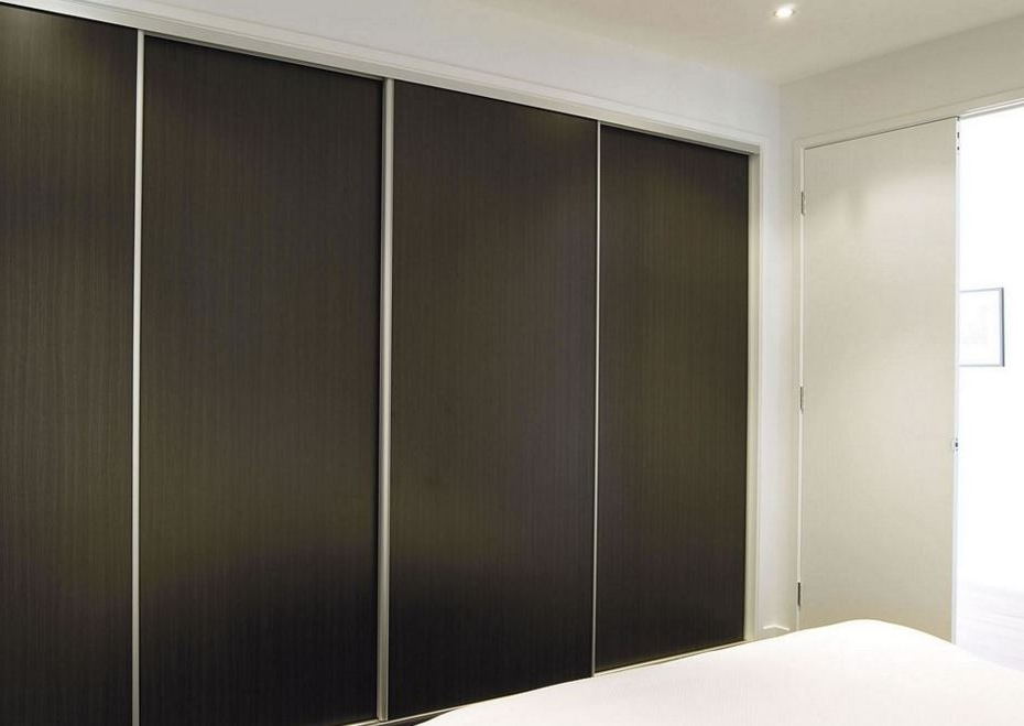 Glass Wardrobe Sliding Doors, Custom Wardrobe Mirrored Glass Vinyl For Latest Romano Mirrored Wardrobes (Gallery 8 of 15)
