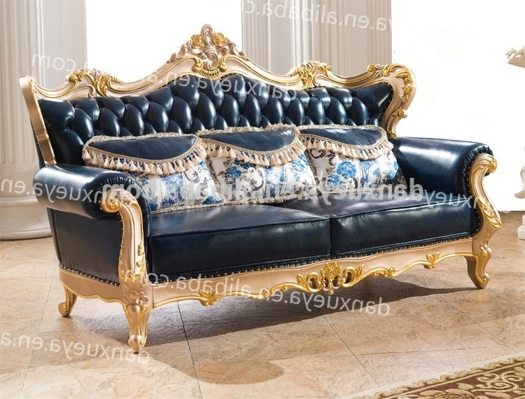 Gold Sofa Furniture Design Wallpapers Places To Visit. Design Intended For Latest Classic Sofas (Gallery 5 of 10)