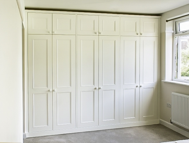 Gorgeous Fitted Victorian Wardrobes For Bedrooms Intended For Most Up To Date Victorian Wardrobes (View 4 of 15)