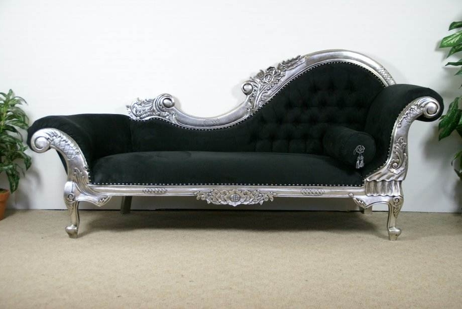 Gorgeous Vintage Chaise Lounge Small Chaise Lounge Chair With Latest Vintage Chaise Lounge Chairs (Gallery 2 of 15)
