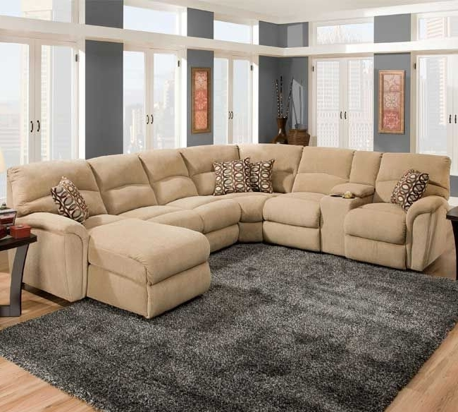 Grand Furniture Sectional Sofas In Popular Lane Grand Torino 230, Reclining, Full Selection Of Fabrics And (Gallery 4 of 10)