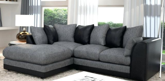 Gray Sectionals With Chaise For Most Up To Date Gray Sectional Sofa With Chaise Lounge – Colbycolby (View 5 of 15)
