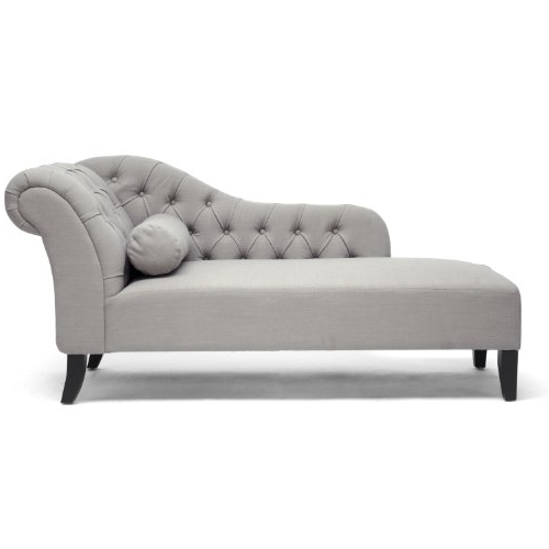 Grey Chaises – Grey Chaise Lounge Sofas With Popular Grey Chaises (View 6 of 15)