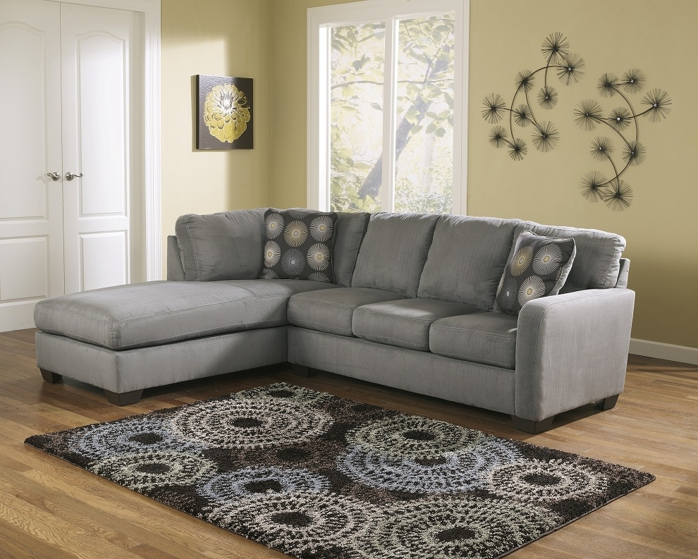 Grey Sectional Sofas With Chaise Intended For Widely Used Sectional Sofa Design: Wonderful Grey Sectional Sofa With Chaise (View 7 of 15)