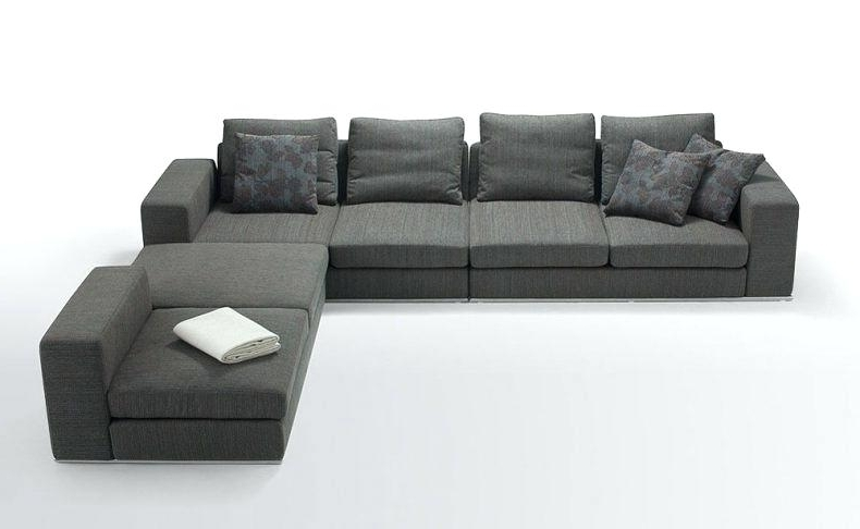Grey Sofas With Chaise For Most Recently Released Modern Gray Sectional Amazing Full Size Of Grey Sofa Outstanding (View 9 of 15)