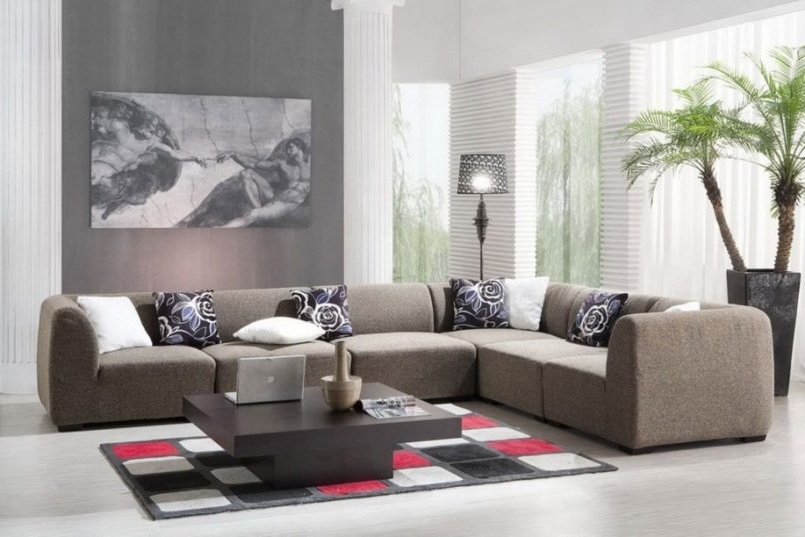 Halifax Sectional Sofas In Most Popular Furniture : Sectional Sofa Jennifer Convertible Sectional Couch (View 7 of 10)