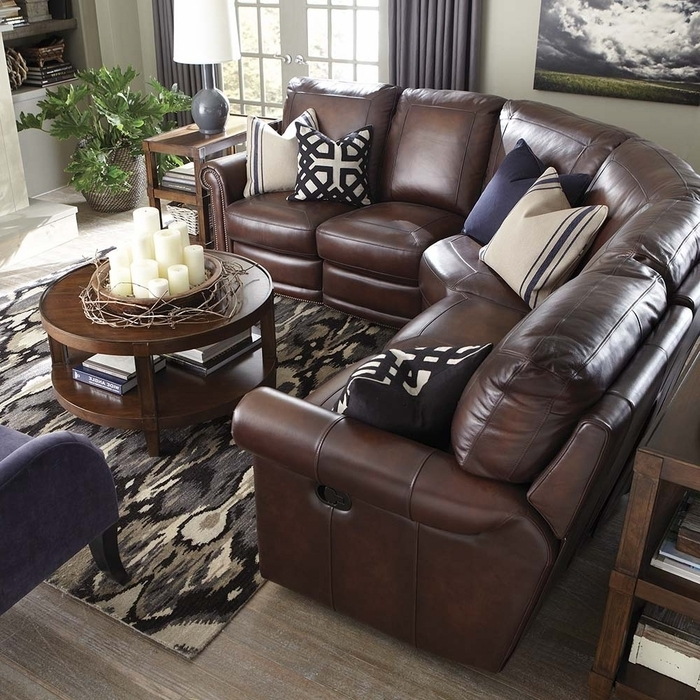 Hamilton Sectional Sofas Intended For Well Liked Hamilton Reclining Sectional Sofabassett – Reclining Sectional (View 4 of 10)