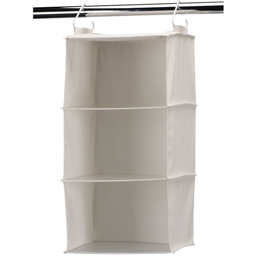 Hanging Closet Storage Folding Wardrobe Clothes Underwear Storage Pertaining To Recent Hanging Wardrobes Shelves (View 6 of 15)